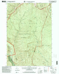 Download a high-resolution, GPS-compatible USGS topo map for Stairs Mountain, NH (2000 edition)
