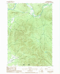 Download a high-resolution, GPS-compatible USGS topo map for Stark, NH (1988 edition)