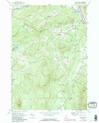 Download a high-resolution, GPS-compatible USGS topo map for Sugar Hill, NH (1988 edition)