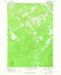 Download a high-resolution, GPS-compatible USGS topo map for Sugar Hill, NH (1973 edition)
