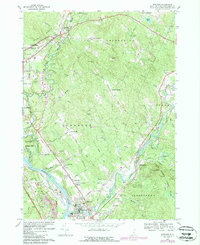 Download a high-resolution, GPS-compatible USGS topo map for Suncook, NH (1985 edition)