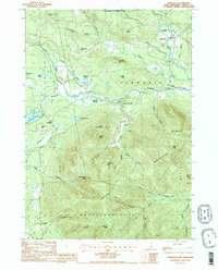 Download a high-resolution, GPS-compatible USGS topo map for Tamworth, NH (1987 edition)