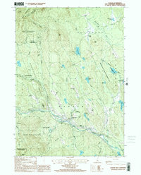 Download a high-resolution, GPS-compatible USGS topo map for Warner, NH (2001 edition)