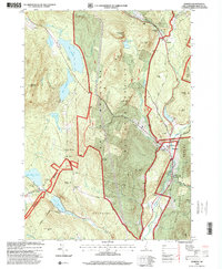 Download a high-resolution, GPS-compatible USGS topo map for Warren, NH (2001 edition)