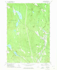 Download a high-resolution, GPS-compatible USGS topo map for Warren, NH (1975 edition)