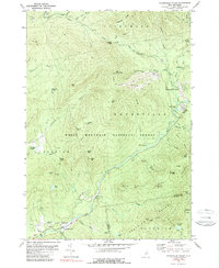 Download a high-resolution, GPS-compatible USGS topo map for Waterville Valley, NH (1989 edition)