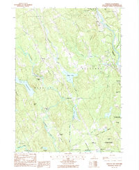 Download a high-resolution, GPS-compatible USGS topo map for Webster, NH (1987 edition)