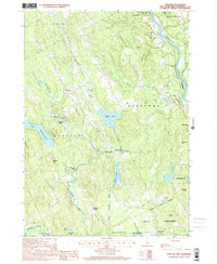Download a high-resolution, GPS-compatible USGS topo map for Webster, NH (2001 edition)