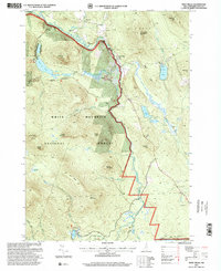 Download a high-resolution, GPS-compatible USGS topo map for West Milan, NH (2000 edition)