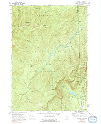 Download a high-resolution, GPS-compatible USGS topo map for Wild River, NH (1992 edition)
