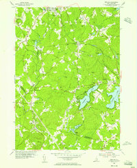 Download a high-resolution, GPS-compatible USGS topo map for Windham, NH (1956 edition)