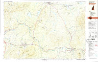 Download a high-resolution, GPS-compatible USGS topo map for Bethlehem, NH (1983 edition)