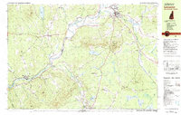 Download a high-resolution, GPS-compatible USGS topo map for Lancaster, NH (1983 edition)