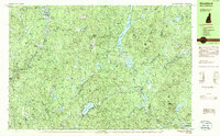 Download a high-resolution, GPS-compatible USGS topo map for Stoddard, NH (1984 edition)