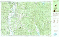 Download a high-resolution, GPS-compatible USGS topo map for Walpole, NH (1985 edition)