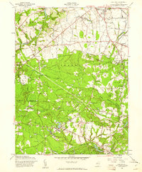 Download a high-resolution, GPS-compatible USGS topo map for Adelphia, NJ (1961 edition)