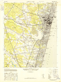 Download a high-resolution, GPS-compatible USGS topo map for Asbury Park, NJ (1943 edition)