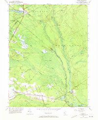 Download a high-resolution, GPS-compatible USGS topo map for Atsion, NJ (1973 edition)