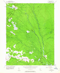 Download a high-resolution, GPS-compatible USGS topo map for Atsion, NJ (1963 edition)
