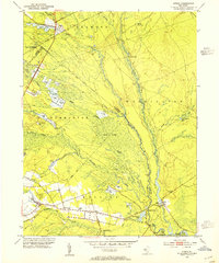 Download a high-resolution, GPS-compatible USGS topo map for Atsion, NJ (1954 edition)