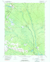Download a high-resolution, GPS-compatible USGS topo map for Atsion, NJ (1989 edition)