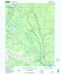 Download a high-resolution, GPS-compatible USGS topo map for Atsion, NJ (1998 edition)