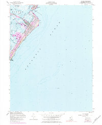 Download a high-resolution, GPS-compatible USGS topo map for Avalon, NJ (1984 edition)