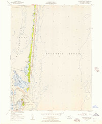 Download a high-resolution, GPS-compatible USGS topo map for Barnegat Light, NJ (1957 edition)