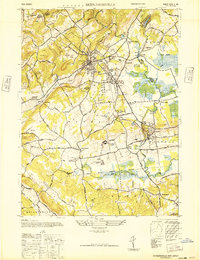 Download a high-resolution, GPS-compatible USGS topo map for Bernardsville, NJ (1947 edition)