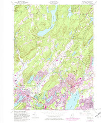 Download a high-resolution, GPS-compatible USGS topo map for Boonton, NJ (1982 edition)