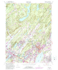 Download a high-resolution, GPS-compatible USGS topo map for Boonton, NJ (1988 edition)