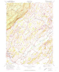 Download a high-resolution, GPS-compatible USGS topo map for Branchville, NJ (1974 edition)