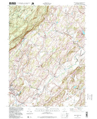 Download a high-resolution, GPS-compatible USGS topo map for Branchville, NJ (1999 edition)