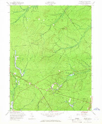 Download a high-resolution, GPS-compatible USGS topo map for Brookville, NJ (1966 edition)