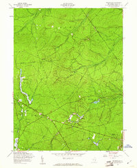 Download a high-resolution, GPS-compatible USGS topo map for Brookville, NJ (1961 edition)