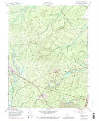 Download a high-resolution, GPS-compatible USGS topo map for Brookville, NJ (1988 edition)