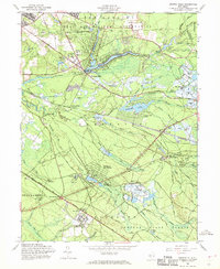 Download a high-resolution, GPS-compatible USGS topo map for Browns Mills, NJ (1970 edition)