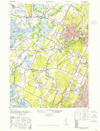 Download a high-resolution, GPS-compatible USGS topo map for Caldwell, NJ (1947 edition)