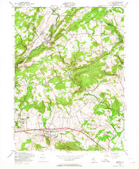Download a high-resolution, GPS-compatible USGS topo map for Califon, NJ (1964 edition)