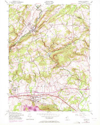 Download a high-resolution, GPS-compatible USGS topo map for Califon, NJ (1972 edition)