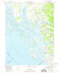 Download a high-resolution, GPS-compatible USGS topo map for Canton, NJ (1969 edition)