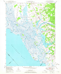 Download a high-resolution, GPS-compatible USGS topo map for Canton, NJ (1965 edition)