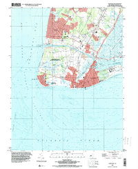 Download a high-resolution, GPS-compatible USGS topo map for Cape May, NJ (2000 edition)