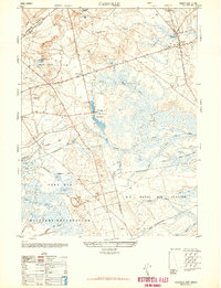 Download a high-resolution, GPS-compatible USGS topo map for Cassville, NJ (1948 edition)