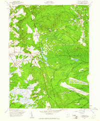 Download a high-resolution, GPS-compatible USGS topo map for Cassville, NJ (1961 edition)