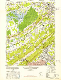 Download a high-resolution, GPS-compatible USGS topo map for Chatham, NJ (1947 edition)