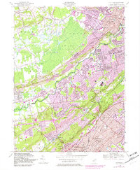 Download a high-resolution, GPS-compatible USGS topo map for Chatham, NJ (1982 edition)