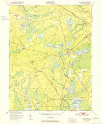 Download a high-resolution, GPS-compatible USGS topo map for Chatsworth, NJ (1951 edition)