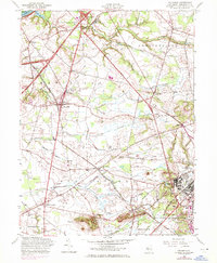 Download a high-resolution, GPS-compatible USGS topo map for Columbus, NJ (1971 edition)