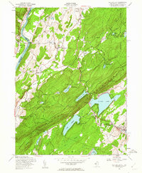 Download a high-resolution, GPS-compatible USGS topo map for Culvers Gap, NJ (1962 edition)